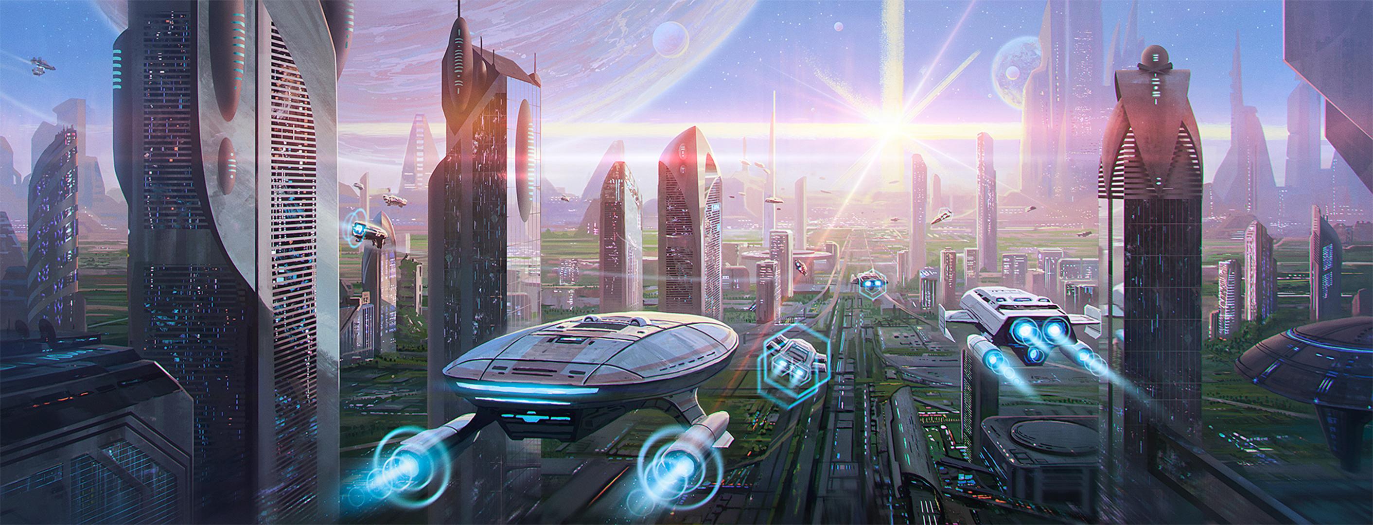 资讯_哇,科幻片中的城市交通快成现实了!-全球资讯-文章资讯栏目 ...